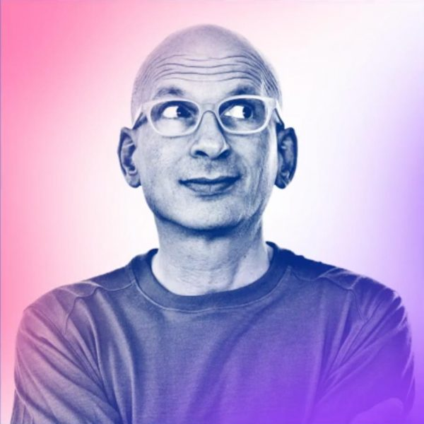 Seth Godin: Learning to take risks, be generous, and make a ruckus
