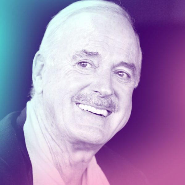 John Cleese: A cheerful guide to creativity