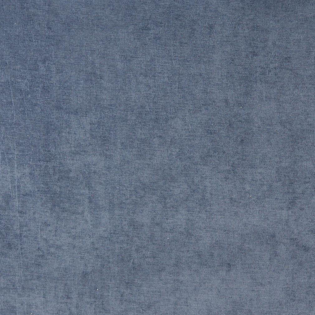 D227 Dark Blue Solid Durable Woven Velvet Upholstery