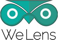 WeLens logo