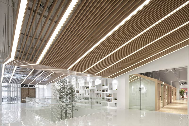 Poly WeDo Education Institution by Arch Studio