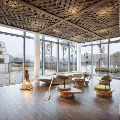 Ripple Hotel, Qiandao Lake by XL-MUSE