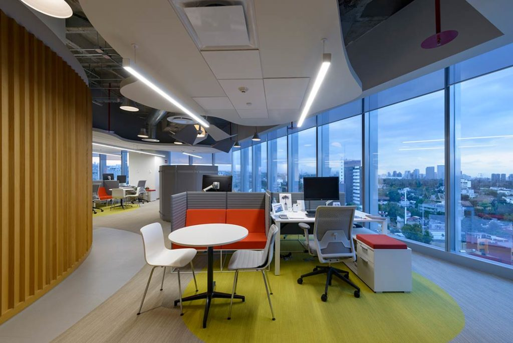 Firmenich Offices by SPACE