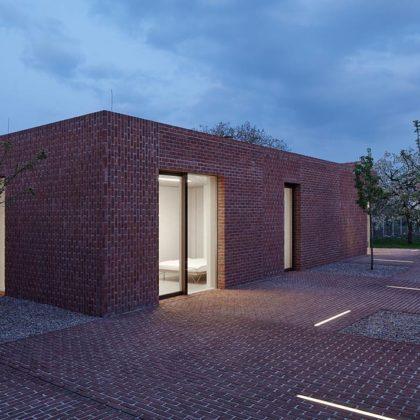 Brick House by Jan Proksa