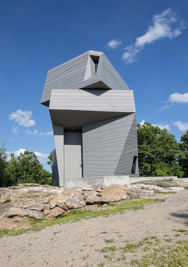 Gemma Observatory by Anmahian Winton Architects
