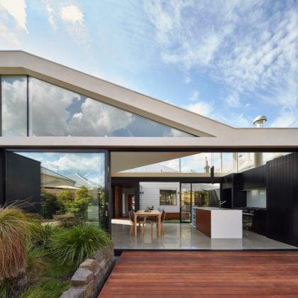 Tunnel House, Australia by MODO Architecture