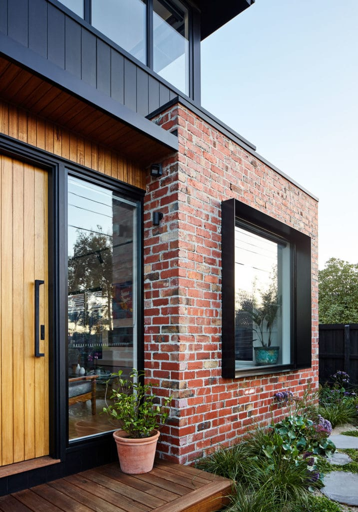 Front Garden, Brodecky House / Atlas Architects