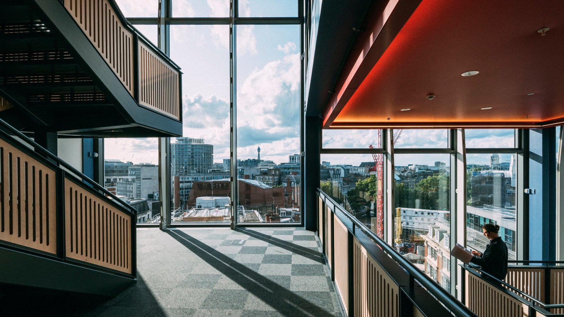 LSE's new Centre Building