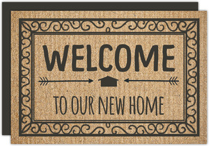 Welcome Home Housewarming Invitation