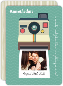 Selfie Save The Date Announcement
