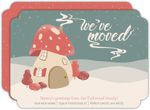 Mushroom Mansion Moving Announcement