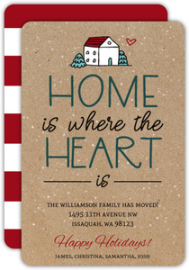 Kraft Where the Heart Is Holiday Moving Announcement
