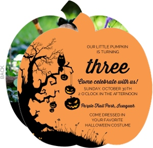 cheap halloween invitations invite shop