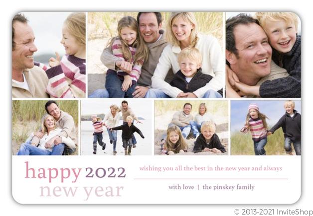 Family Photo Grid