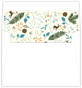 Country Chic Envelope Liner