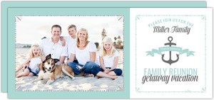 Vacation Getaway Family Reunion Invitation