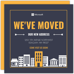 Arrow Business Moving Announcement