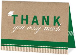 Cheap Graduation Thank You Cards Invite Shop