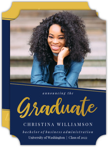 graduation announcements invitations