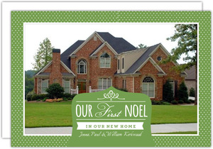 Our First Noel Holiday Moving Announcement