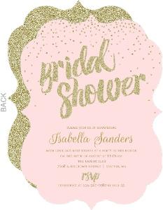 Cheap Bridal Shower Invitations | Invite Shop
