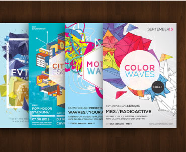 Brochure and Poster Design