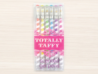 Taffy Scented Gel Pens
