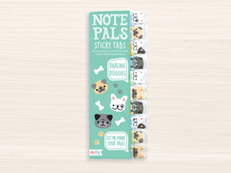 Doggies Note Pals Sticky Tabs