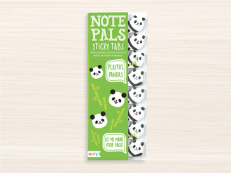 Pandas Note Pals Sticky Tabs