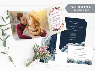 Wedding Sample Kit