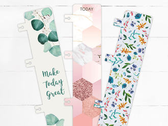 Pattern Snap-in Bookmark Set