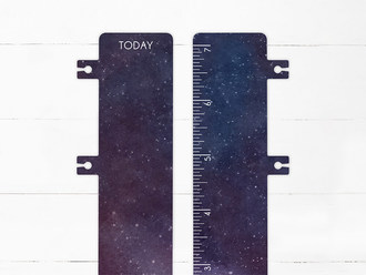 Night Sky Snap-in Bookmark