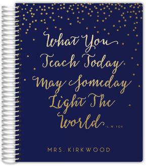 Teach Today Monthly Planner