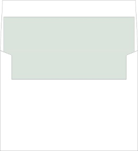 Light Green Envelope Liner