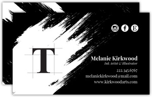 Pilot Instructor Business Card