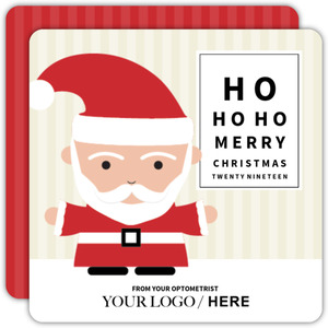 Optometry Business Holiday Cards