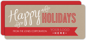 Company Holiday Cards