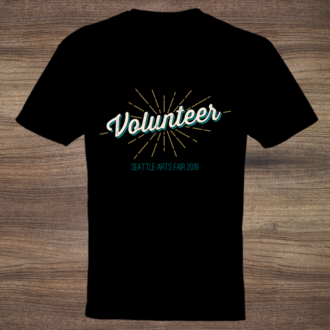 Retro Volunteer T-Shirt