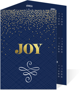 Trifold Business Holiday Cards