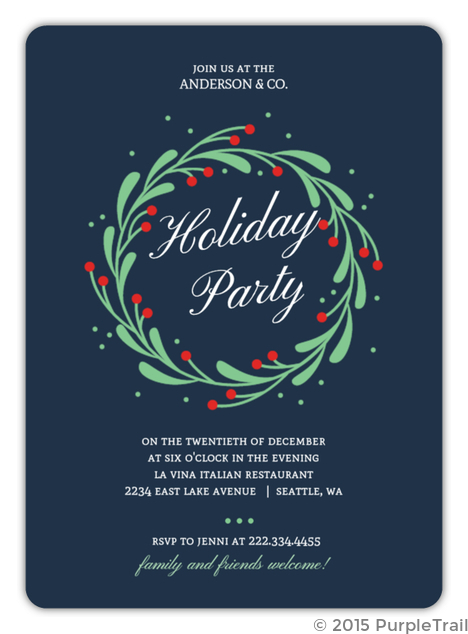 business holiday party invites business holiday party invitations