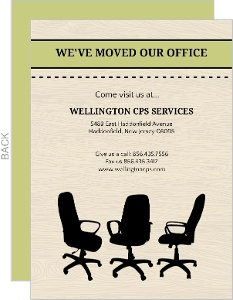 Business Moving Announcements - 11432