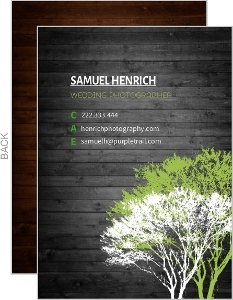 Business Cards - 11505