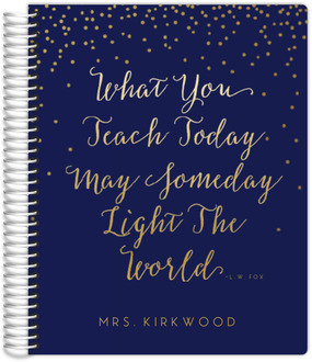 Teach Today Student Planner