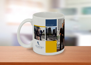 Modern Blocks Coffee Mug