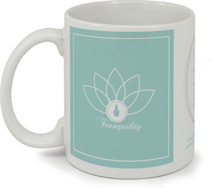 Blue Lotus Spa Coffee Coffee Mug