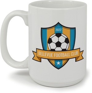 Soccer League Coffee Mug