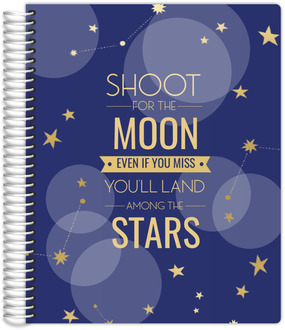 Moon and Stars Teacher Planner