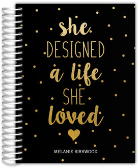 Life She Loved Monthly Planner