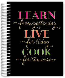 Learn Live Cook Meal Planner