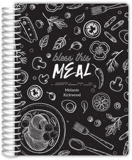 Geometric Tile Pattern Meal Planner